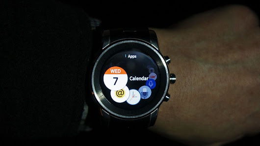 Wearing LG's webOS smartwatch made me happy