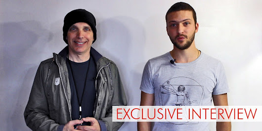 Exclusive Joe Satriani interview 2015 | Joe Satriani Universe