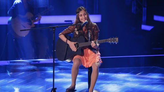 The Voice Kids - Video - Sofia: In My Life - Sat.1