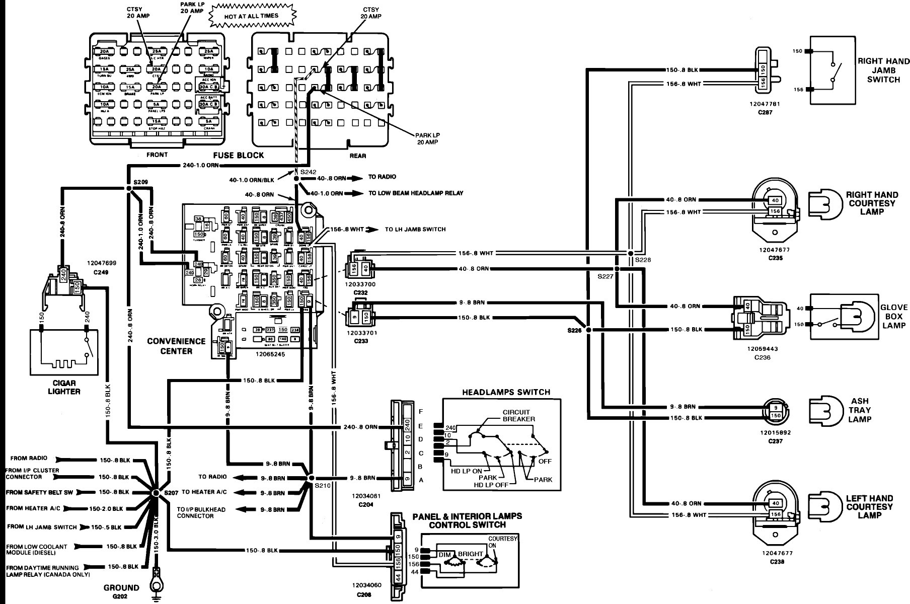 DIAGRAM] 1992 Chevy Kodiak Gmc Topkick And P6 Wiring Diagram Original FULL  Version HD Quality Diagram Original - KATANADIAGRAM.ONESKIN.FRDiagram Database - OneSkin.fr