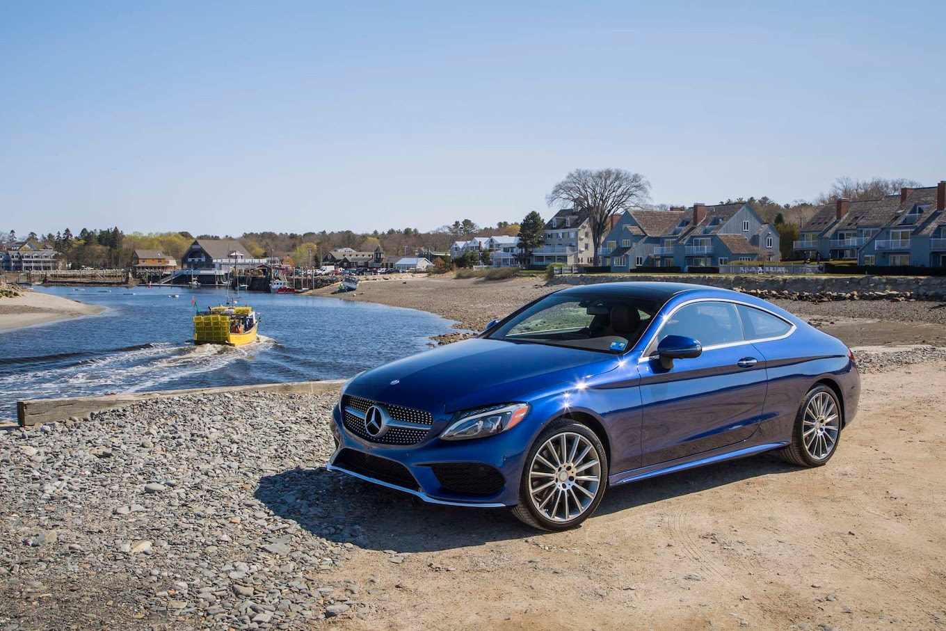 2017 Mercedes-Benz C300 Coupe Review - Second Drive