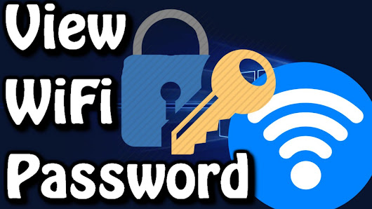 kilascinta.com: How to View Password WiFi on Windows 10, 8.1 and 7