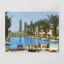 Sofitel The Palace, Old town, Dubai postcard