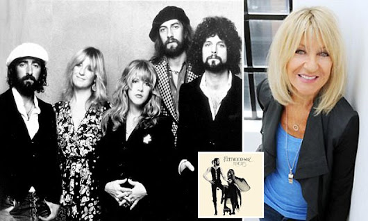 Fleetwood Mac success could be due to drugs says McVie | Daily Mail Online