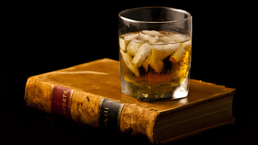 A Shot And A Book: How To Read In Bars
