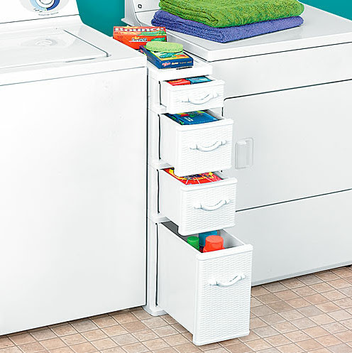 Storage Drawers Storage Drawers Between Washer And Dryer