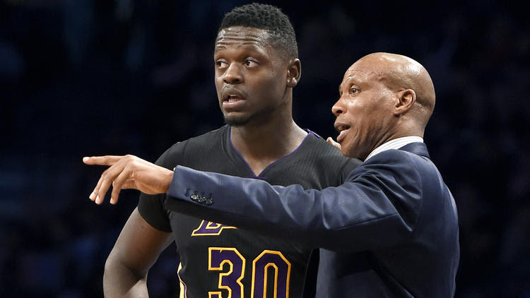 Byron Scott, Julius Randle