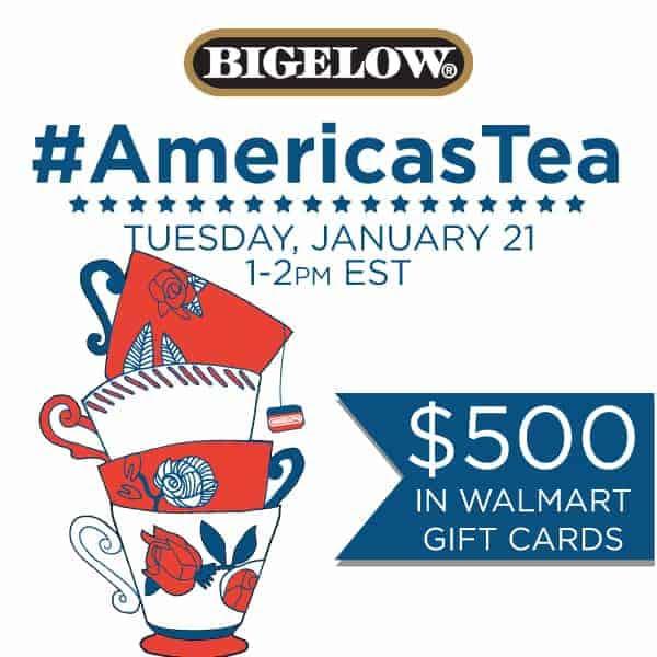 #AmericasTea  #shop