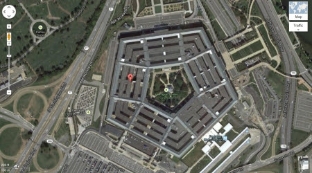 The Pentagon Googled Other Architecture Background