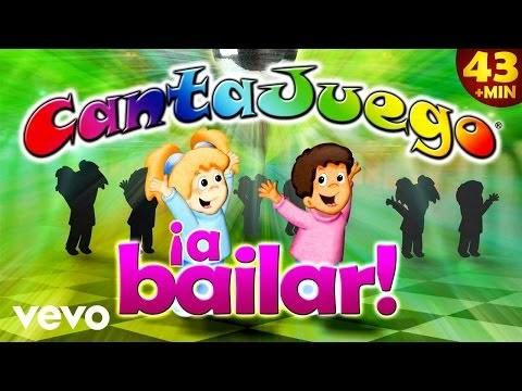 16 canciones de cantajuegos para bailar