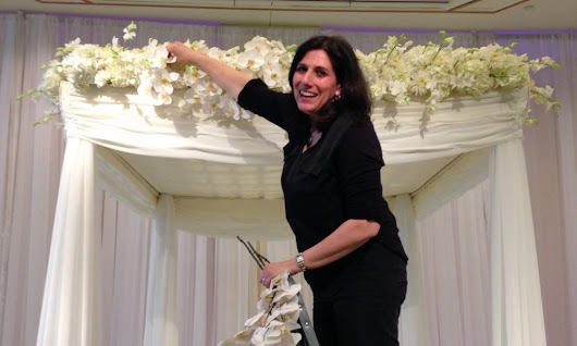 24 Years In Business Featured By Boston Voyager Magazine - Jeri Solomon Floral Design