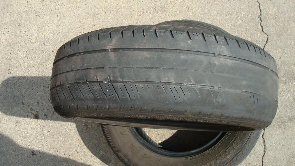 2008 Honda Civic Tires Worn And Thumping 10 Complaints