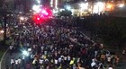 Cuiabá: 30 mil pessoas saem às ruas (Dhiego Maia/G1)