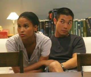 Blasian couple highschool sweethearts 2