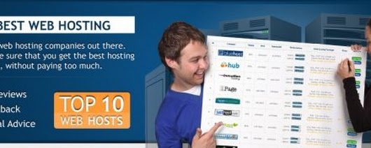 Web Hosting Top10 - Best Website Hosting Reviews, Ratings and Coupons 2012