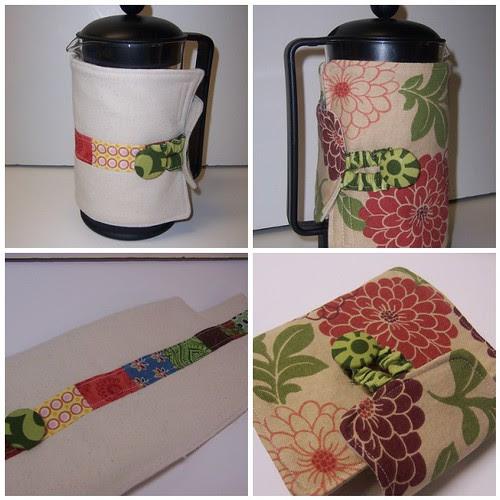 Coffee Press Cozy