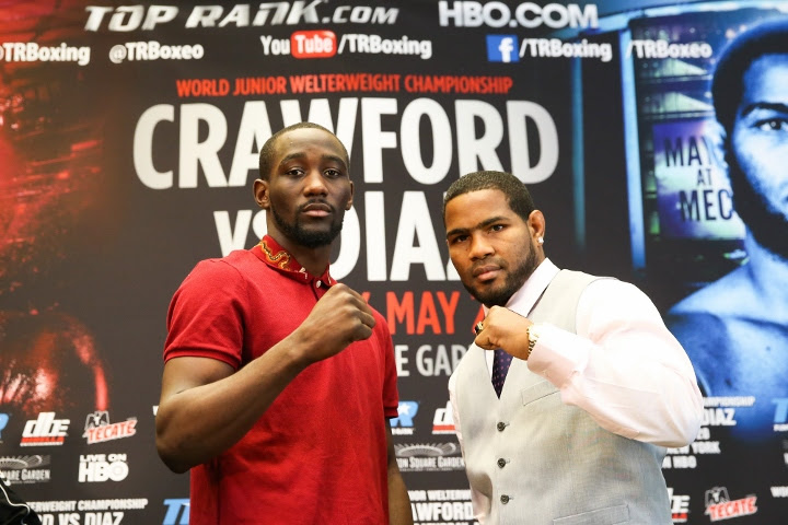 Image result for terence crawford felix diaz