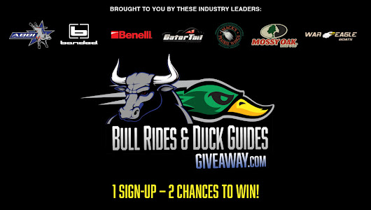 Bull Rides & Duck Guides Giveaway from Banded to launch July 4th! - American Sweepstakes