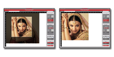 1 Touch Laser Photo Software