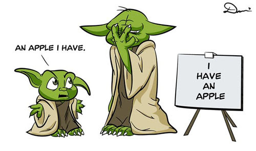 Image result for silly yoda
