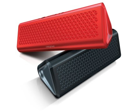 Creative Launches Airwave NFC Bluetooth Wireless Speakers Series
