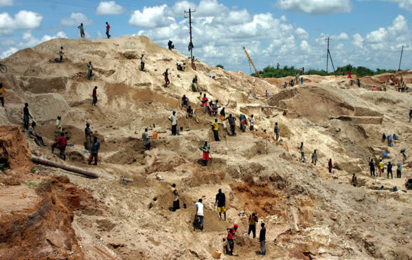 Ghana to stop handing out gold exploration permits