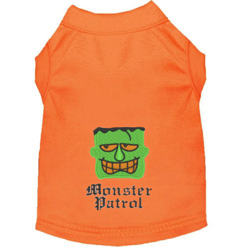 Halloween Dog Shirt - Monster Patrol
