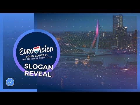 CONOCE EL ESLOGAN DE EUROVISION 2020