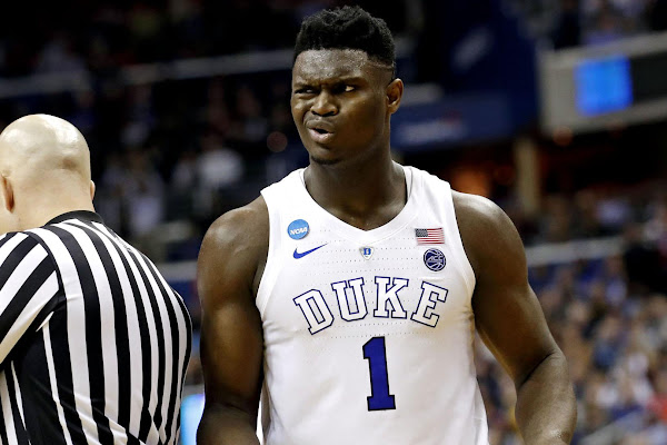 207dcd88 Google News - Zion Williamson discusses Duke's loss to Michigan ...