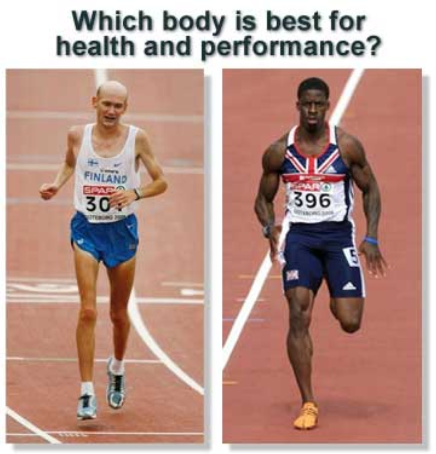 body fat percentage professional athlete