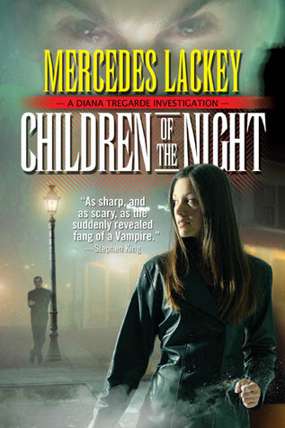 Children of the Night (Diana Tregarde, #2)
