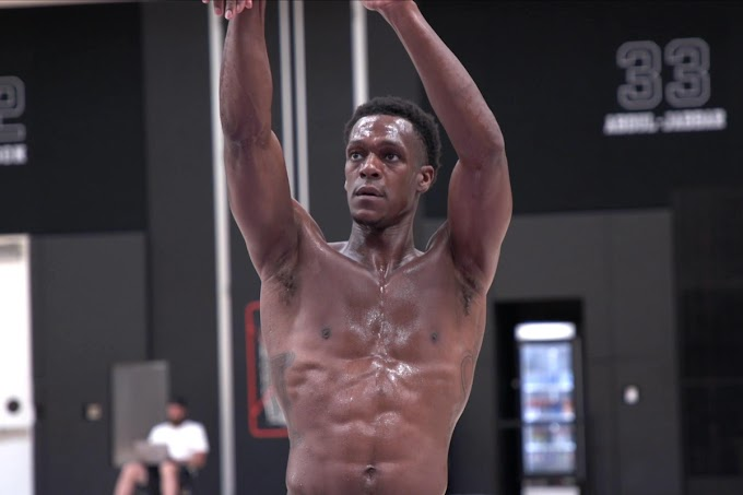 Rajon Rondo 'looks like he's 21 years old""