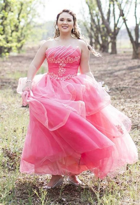 Matric Farewell Dress   Pink ? Bridal Corner