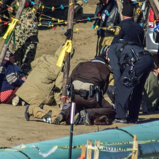 Human Rights Abuses Escalate at DAPL Prayer Services in North Dakota | Huffington Post