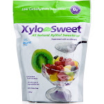 XyloSweet Non-GMO Xylitol Natural Sweetener, Granules, 1lb Reasable