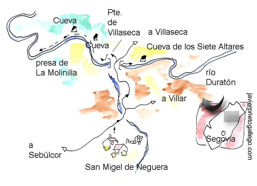 LA SENDA DE LA MOLINILLA (SEGOVIA)