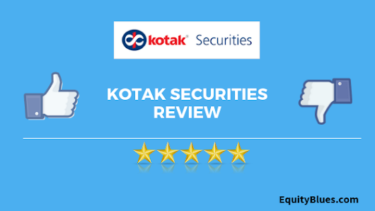 How Good is Kotak Securities? | Review | Brokerage Charges 2018