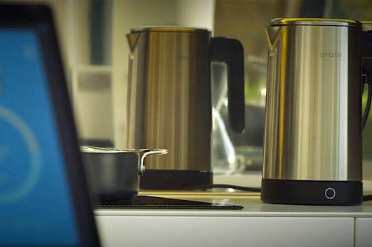 Sandra Pois  Google+ ~ Wasserkocher Tee