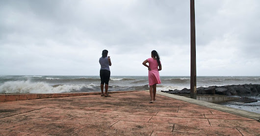 Caribbean Braces for Maria: 'When Will All of the Hurricanes Stop?'