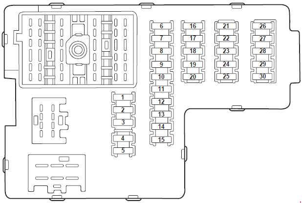 31 2002 Ford Explorer Fuse Box Diagram