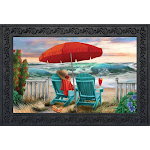 Beach Life Summer Doormat