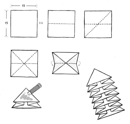 triangle circle book