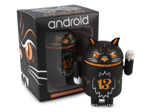 Android Mini Special Edition - Lucky Lucy