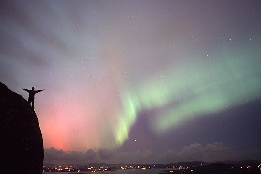 Auroras, Lies and Camera Sensors - Luminous Landscape