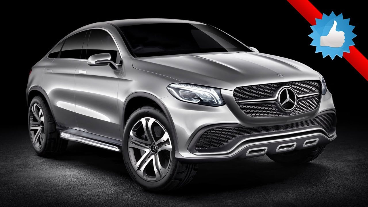 2015 Mercedes-Benz Concept Coupe SUV - YouTube