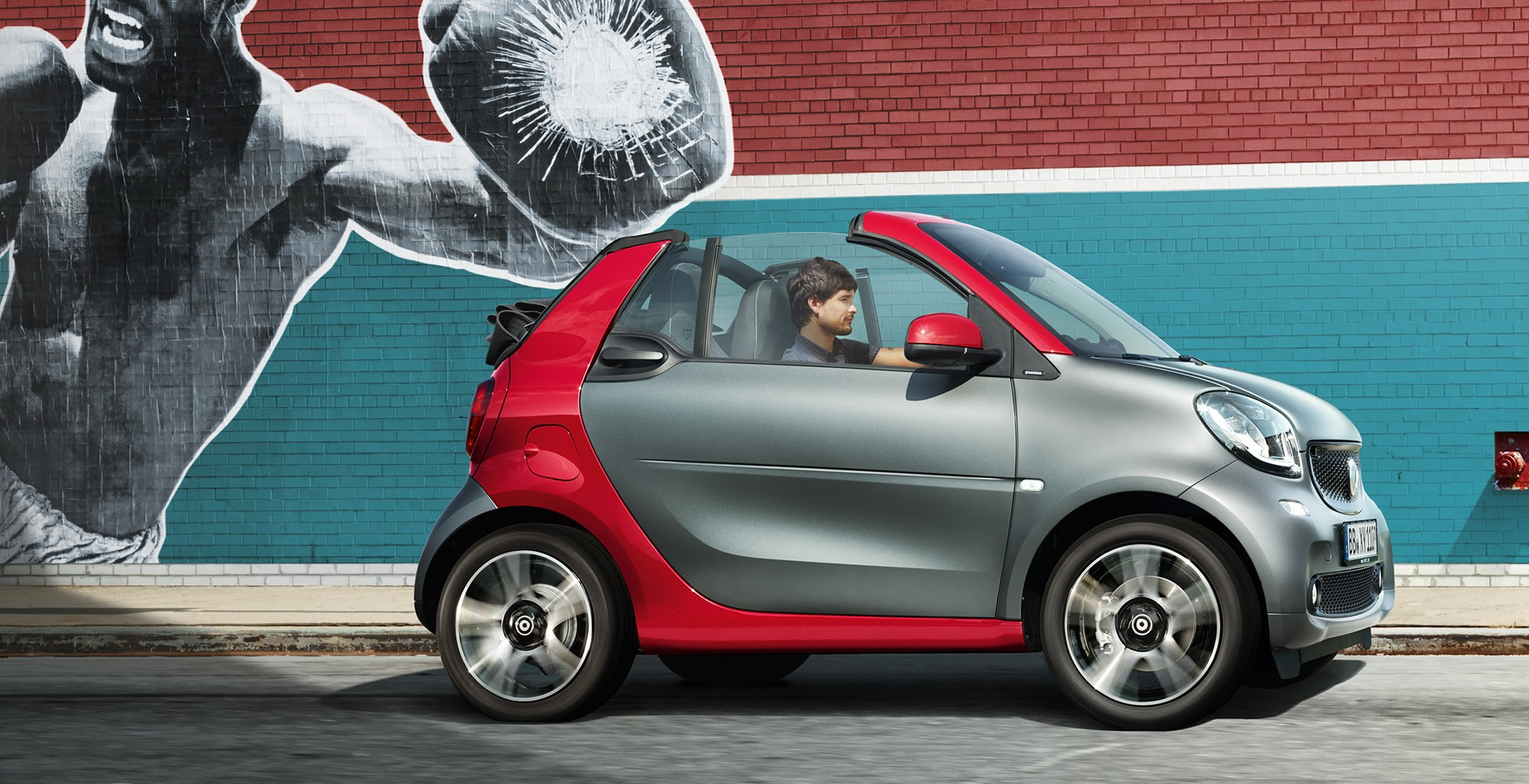 2017 Smart Fortwo Cabrio Is The Cheapest Convertible You Can Buy In The U S Autoevolution