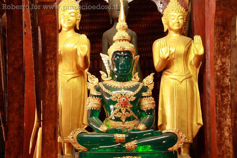 Risultati immagini per Buddha di Smeraldo