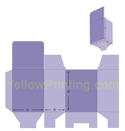 Tuck Top Snap Lock Bottom Paper Box