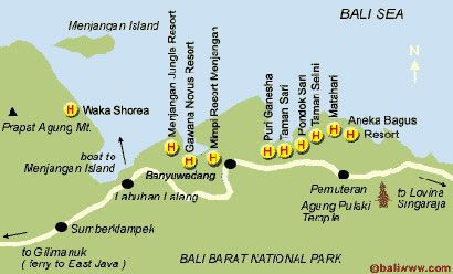 Detail Pemuteran Bali Location Map for Tourists Guide,Location Map of Pemuteran Bali,Map of Pemuteran area hotels,Pemuteran Hotels Destinations Attractions and Map,pemuteran accommodation maps