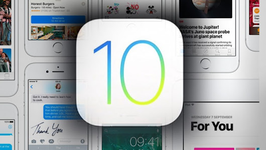 Apple lanza iOS 10.2.1 para iPhone y iPad, ¿merece la pena actualizar?